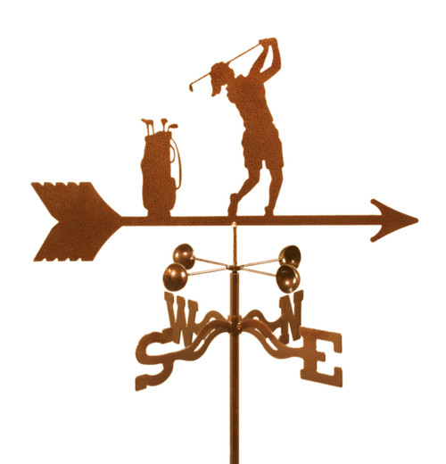 weather-vane-of-lady-golfer-golfing-golf