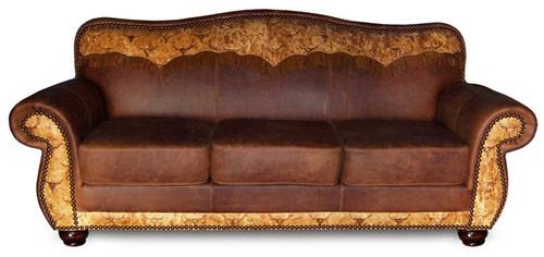 Texas Longhorns Team Couch