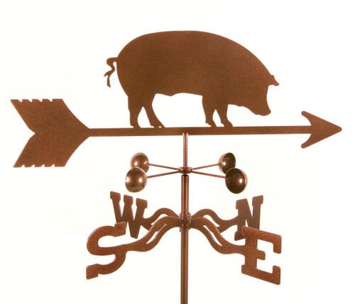 Weathervane of Pig