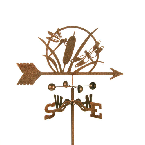 Weather Vane with Dragonfly