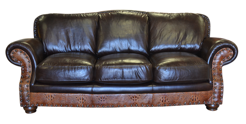Country western couch
