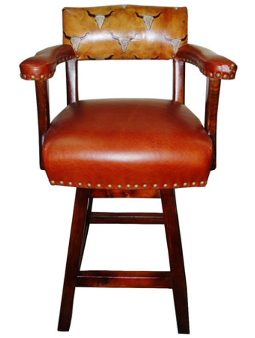 Texas Longhorn Bar Stools