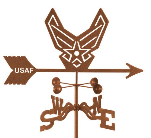 weathervane-of-new-air-force-v-emblem