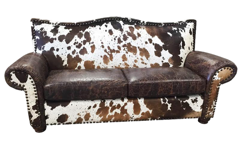 Hair on Hide Sofa, CHEYENNE-SOFA