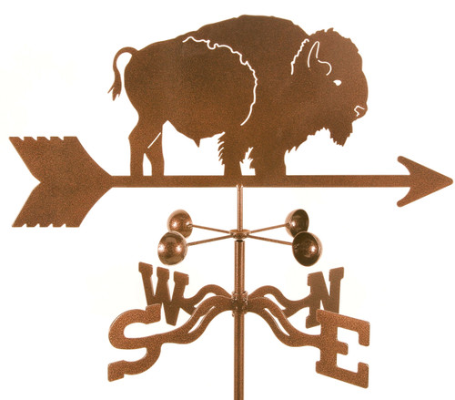 Weathervane of Bison, Buffalo