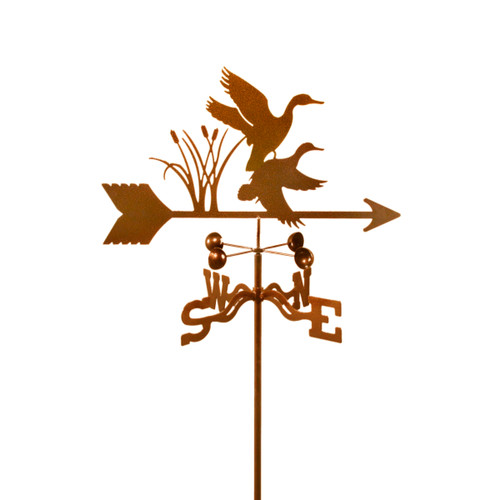 Weathervane of Mallards, ducks