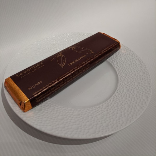 50g Chocolate Bar - Plain Dark (66% cocoa)