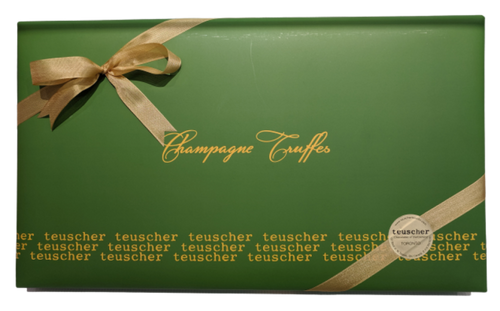 Dark Champagne Truffles - 72 pieces