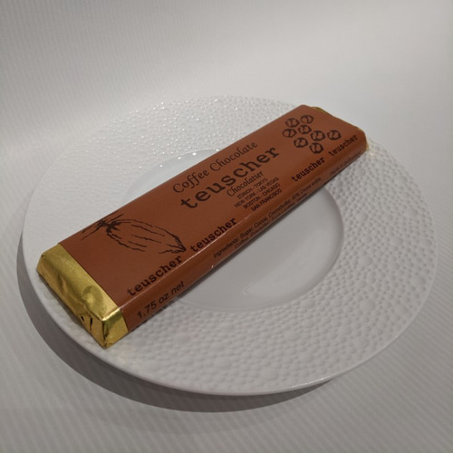 50g Chocolate Bar - Dark with Coffee