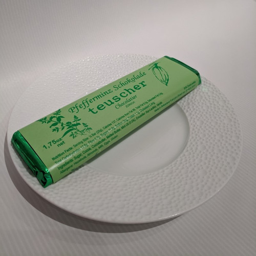50g Chocolate Bar - Dark with Mint