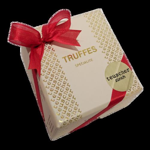Assorted Truffles - 4 pieces