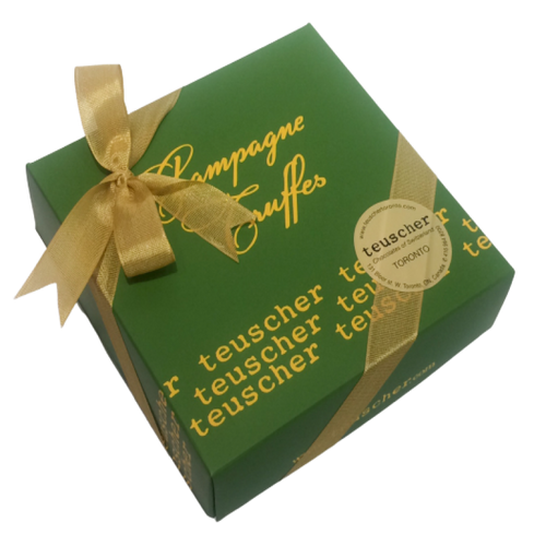 Champagne Truffles - 16 pieces