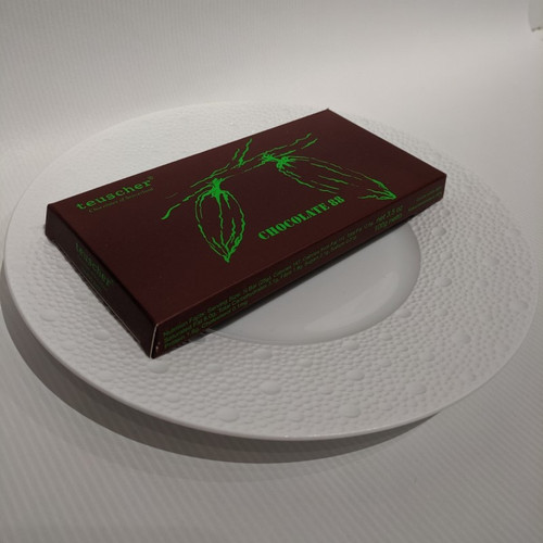 100g Chocolate Bar - Plain Dark (88% cocoa)
