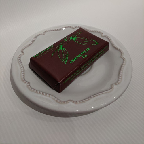 25g Chocolate Bar - Plain Dark (88% cocoa)