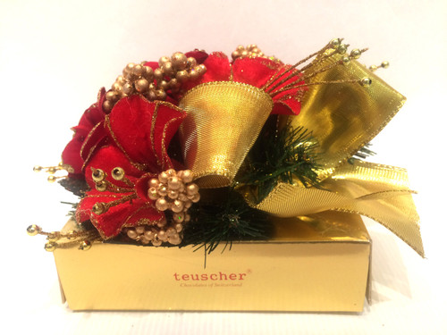 Xmas Flower 16 Pieces Box