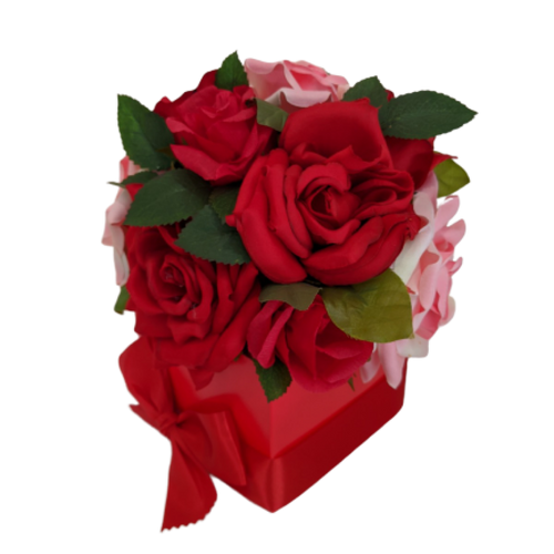 Fantasy Flower Roses 27 Piece Box