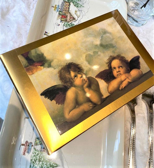 Assorted Praline Angel Boxes