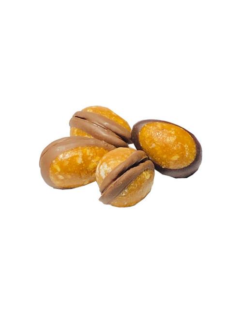 Buttercrunch Truffle Eggs (Dark)