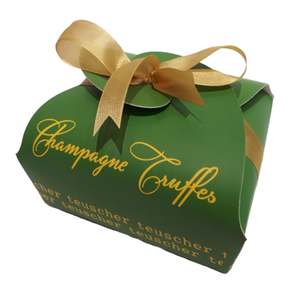 Champagne Truffles - 12 pieces