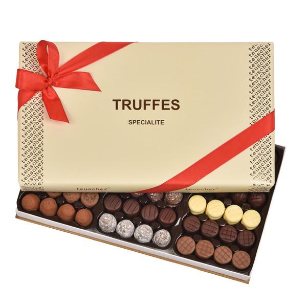 Assorted Truffles - 72 pieces