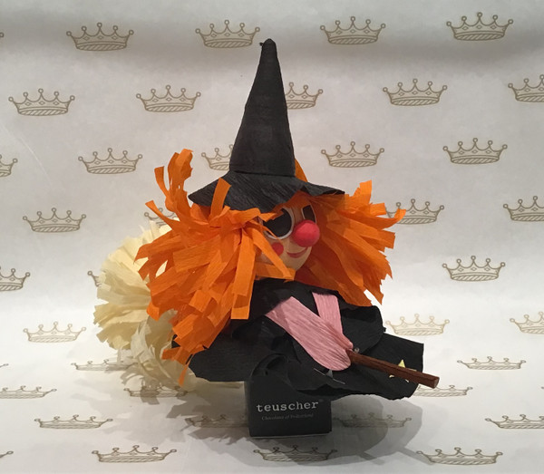 Witch with 1 truffle