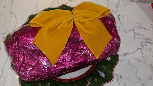 Large Stollen Cake