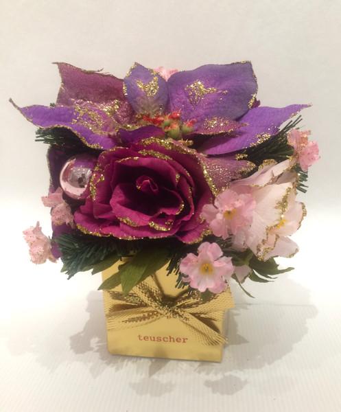 Xmas Flower 8 Piece Box