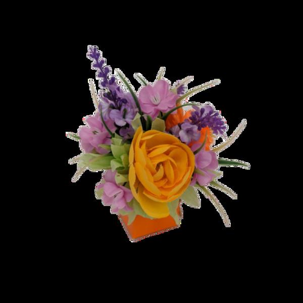 Fantasy Flower Lavender 1 Piece Box