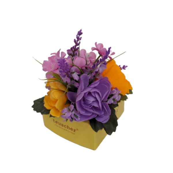Fantasy Flower Lavender 4 Pieces Box