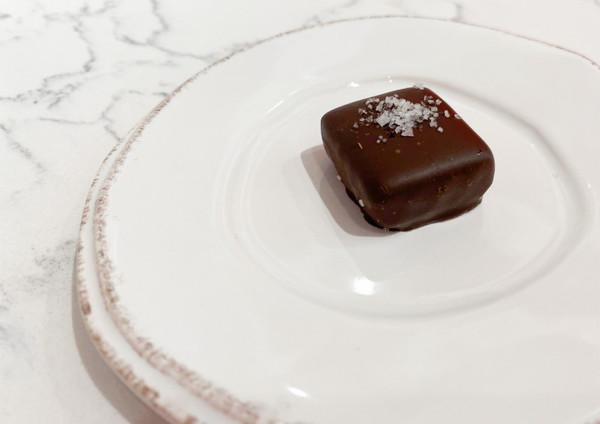 Chewy Caramel (Dark Chocolate)