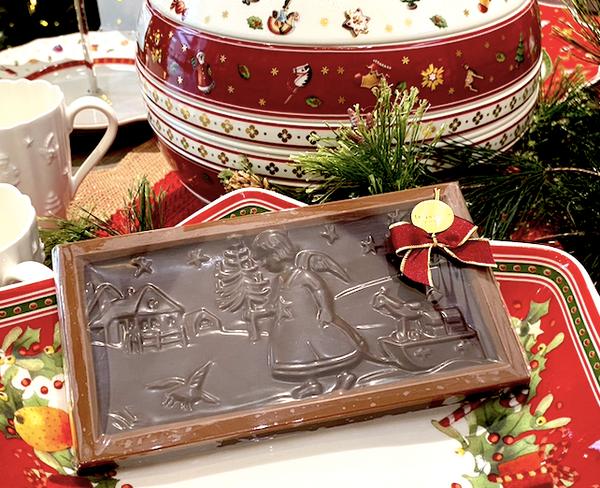 Christmas Angel Chocolate Bar