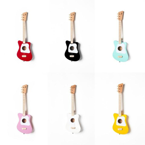 Loog Mini Guitar 3+
