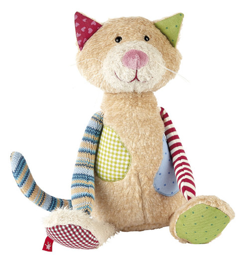 Patchwork Sweety Cat
