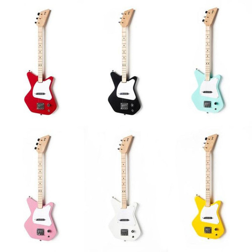 Loog Pro Electric Guitar 8+