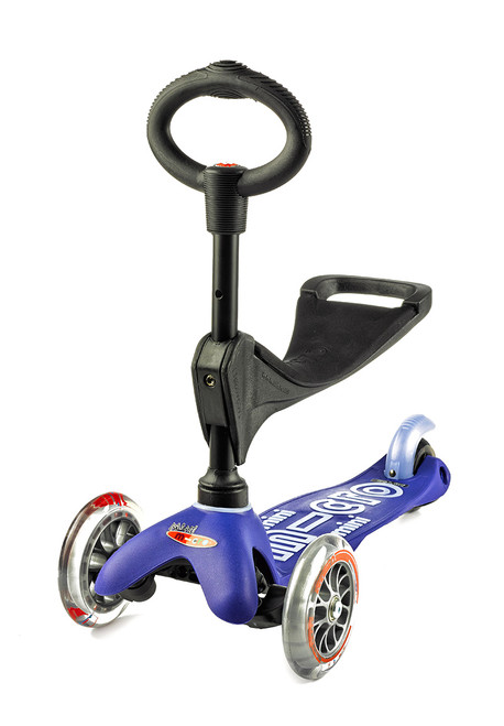 Mini 3in1 Deluxe Ages 1-5 Blue