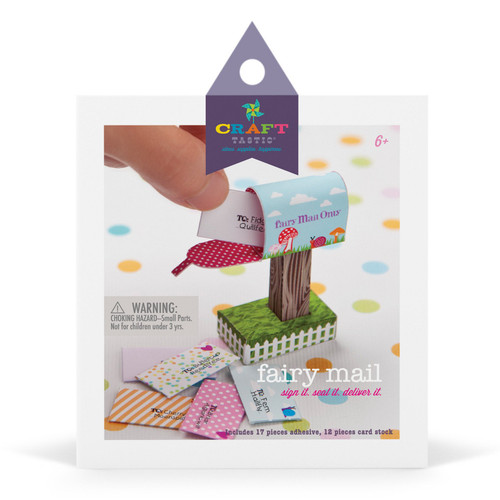 Mini Craft Fairy Mail Kit