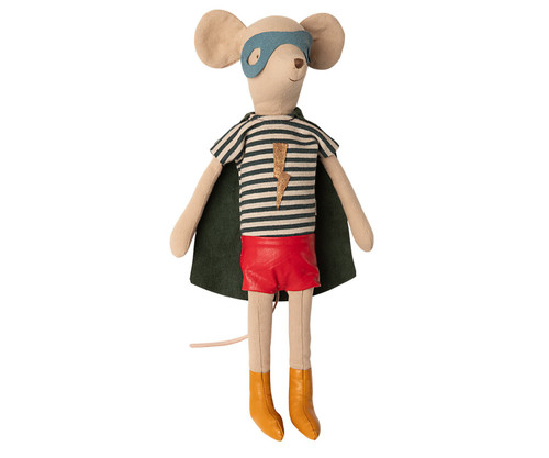 Superhero Mouse Medium Boy