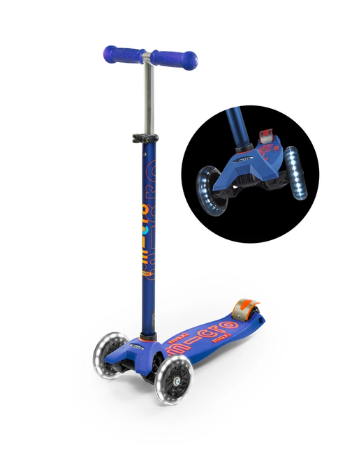 Maxi Deluxe LED Ages 5-12 Blue