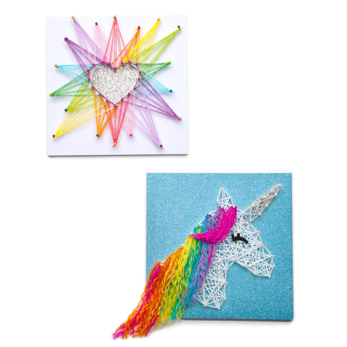 Craft Tastic String Art Kit Unicorn