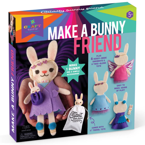 Make A Friend Bunny