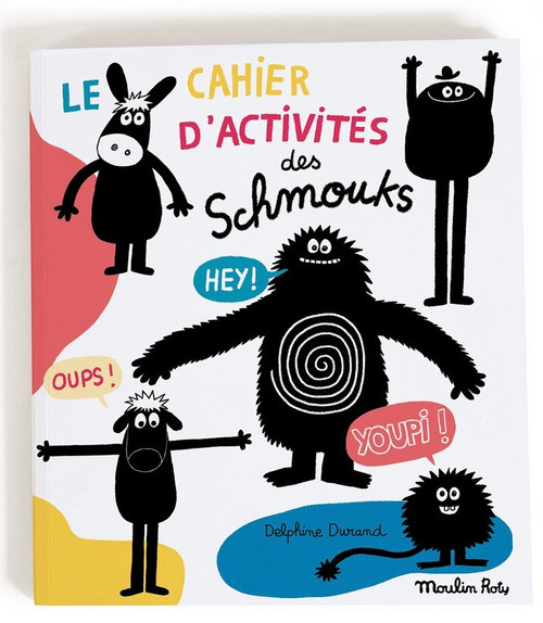 Activity Book Les Schmouks