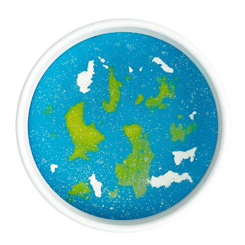 Dough Luxe Cup Planet Earth