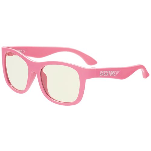 Blue Light Glasses, Pink Navigator