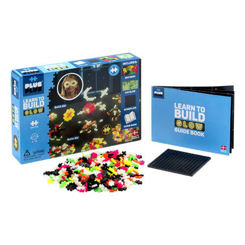 Learn To Build - 400 pc Glow in the Dark
