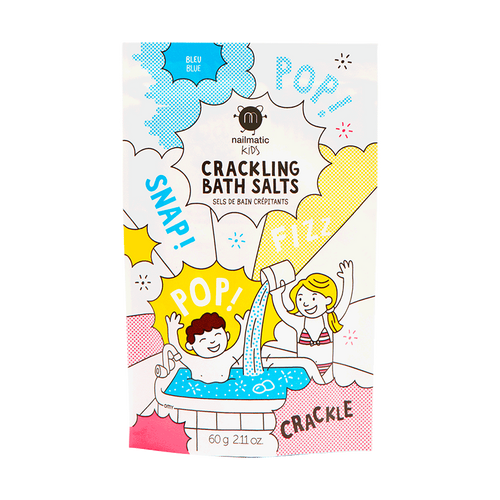 Kids Bath Salts CRACKLING