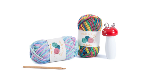 Les Jouets d'Hier - French Knitting Set