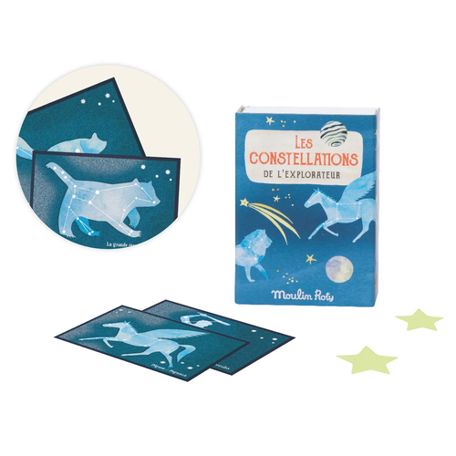 Le Jardin - Glow in the Dark Constellations