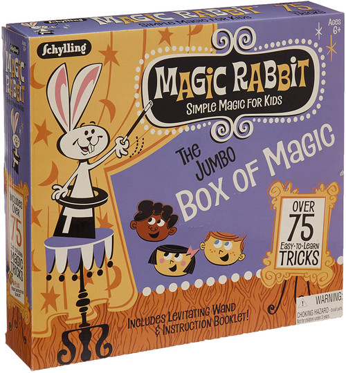 Magic Rabbit Jumbo Box
