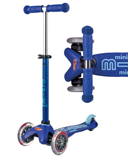 Mini Deluxe Ages 2-5 - Blue