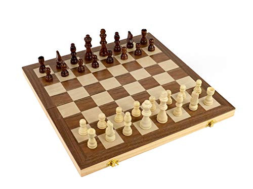 Deluxe Wooden Chess